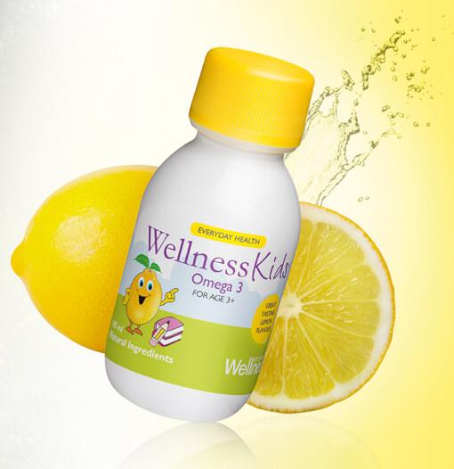 wellness kids омега инструкция
